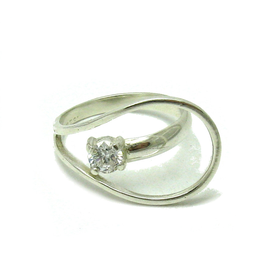 Silver ring - R001494