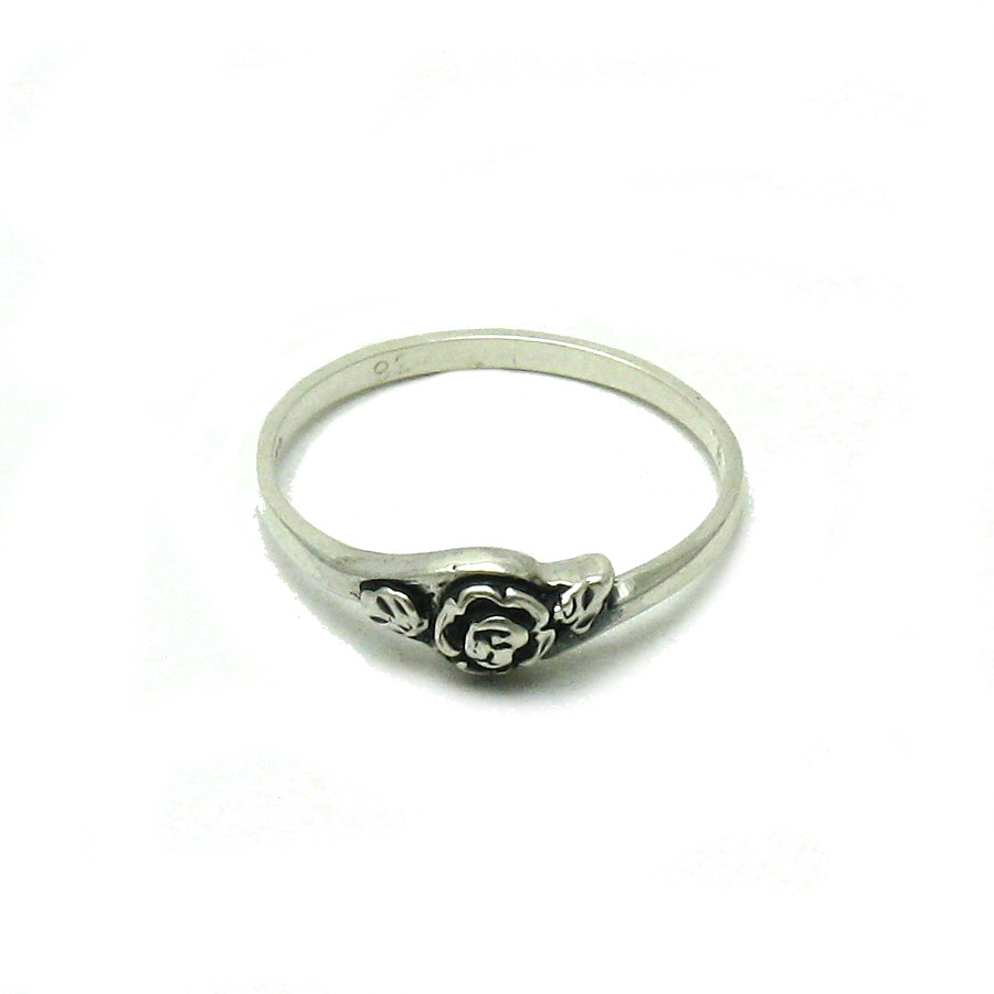 Silver ring - R001495