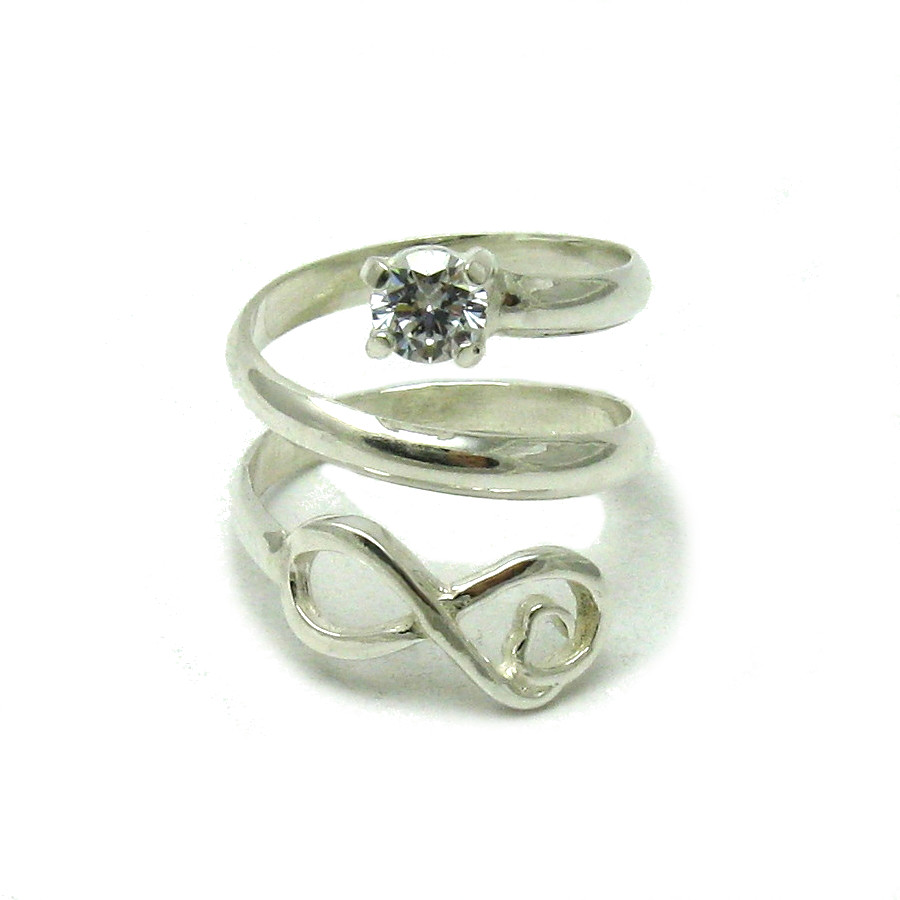 Silver ring - R001499
