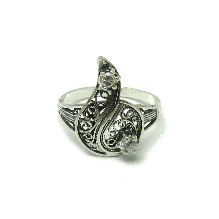 Silver ring - R001500