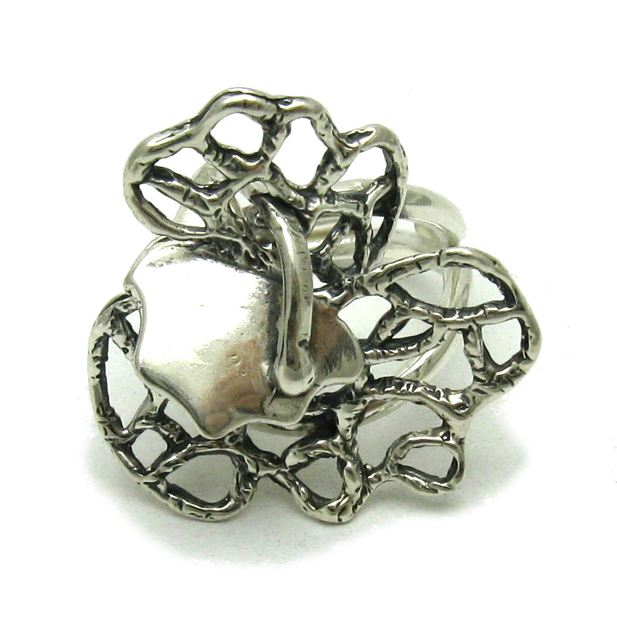 Silver ring - R001507