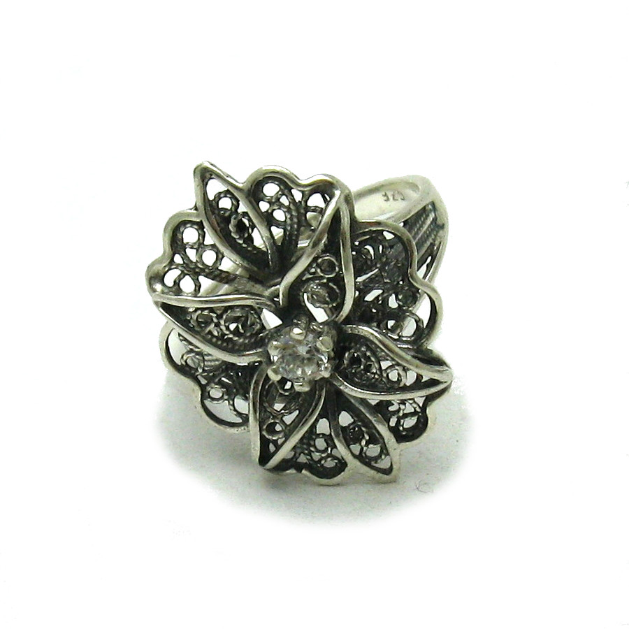 Silver ring - R001509