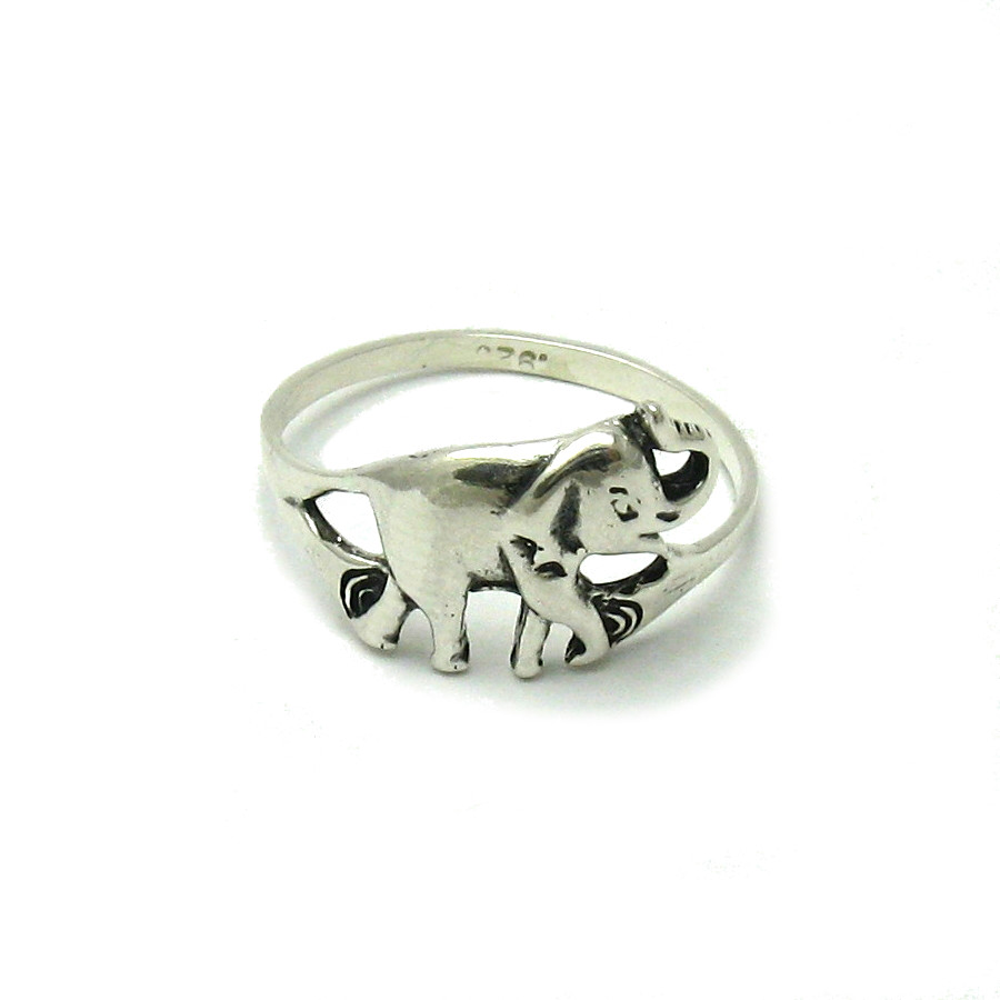 Silver ring - R001511