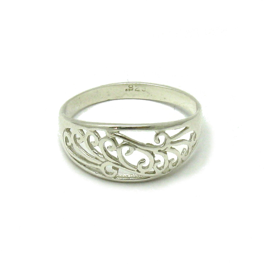 Silver ring - R001512
