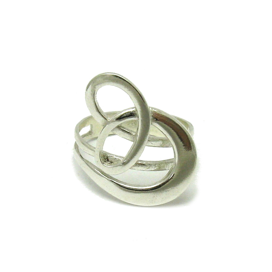 Silver ring - R001514