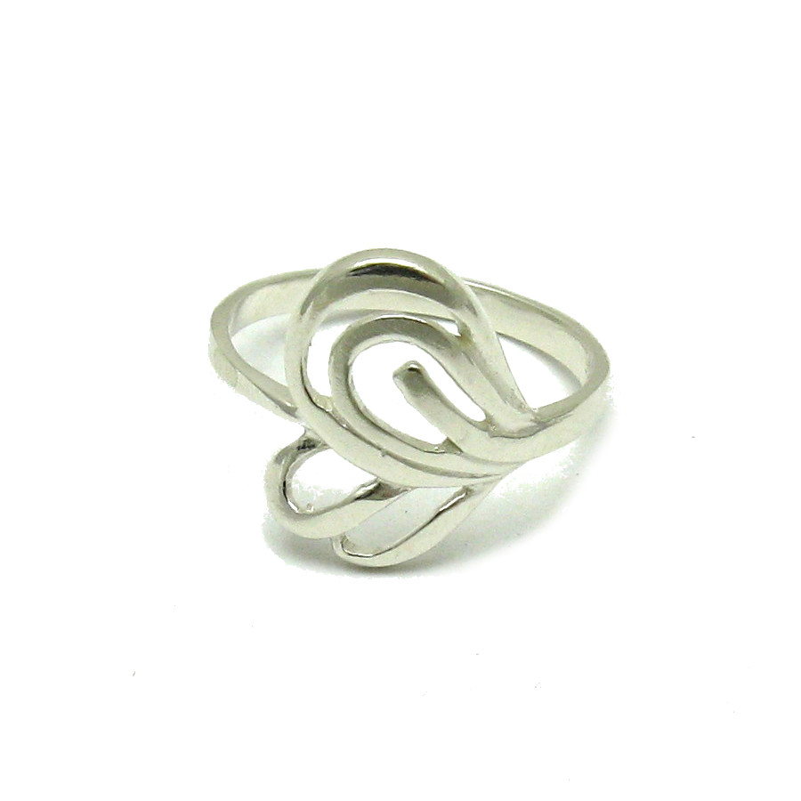 Silver ring - R001546