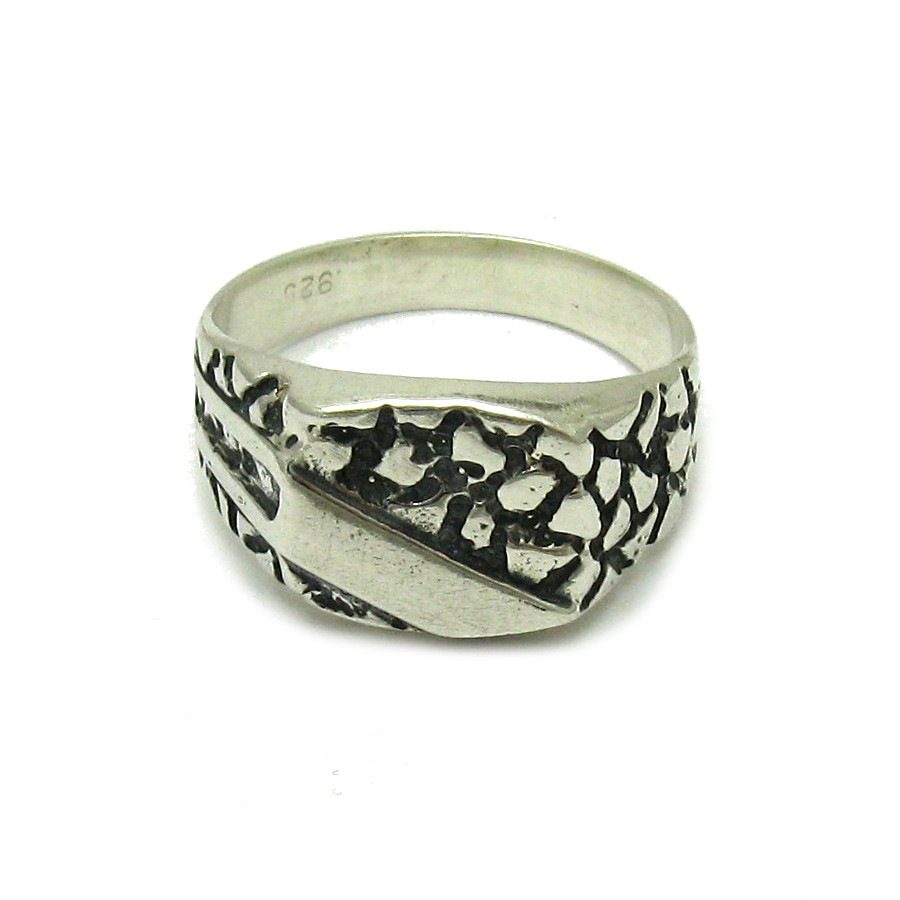 Silver ring - R001554