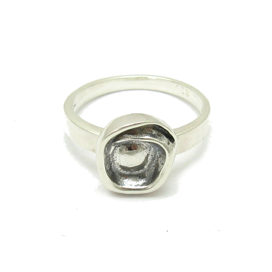 Silver ring - R001562