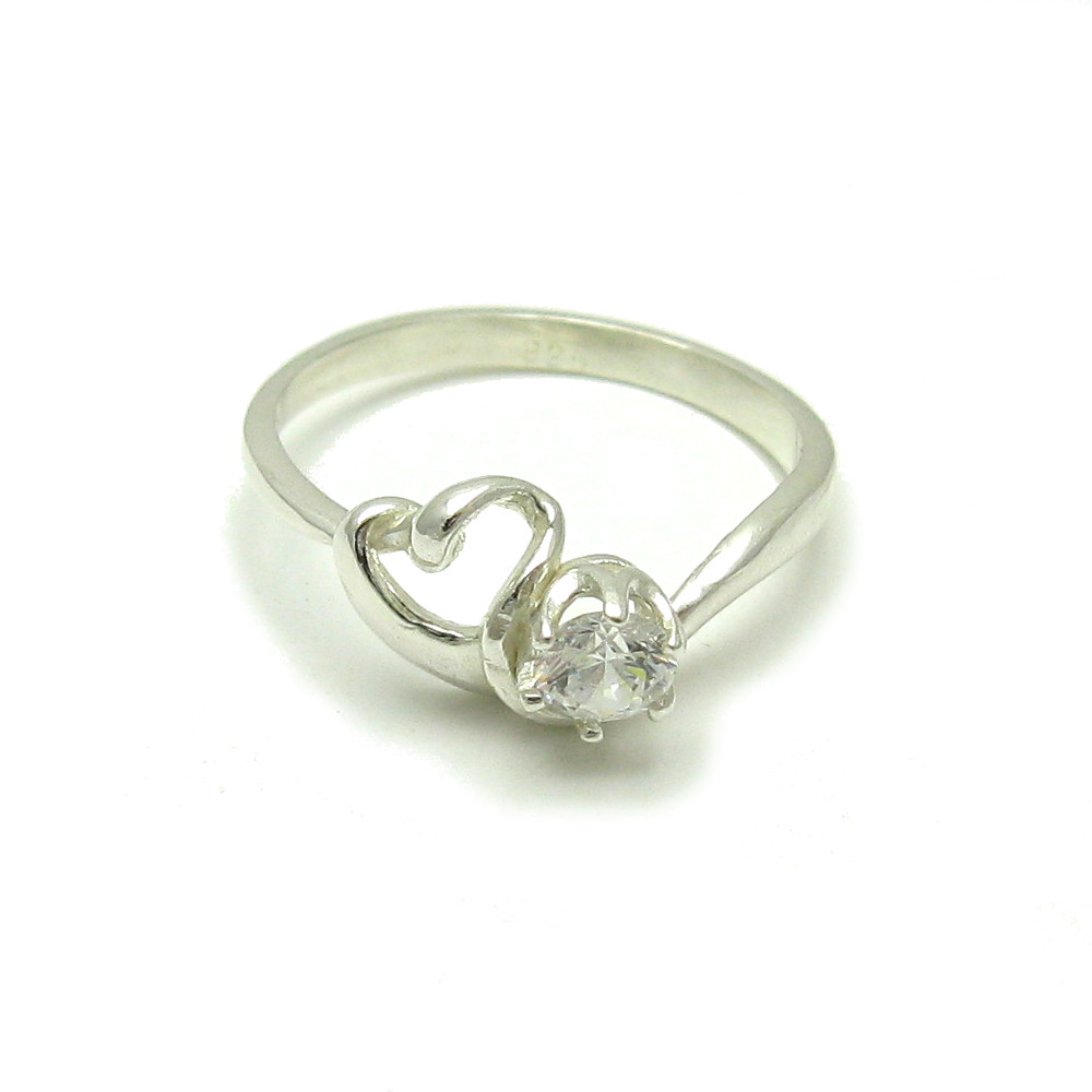 Silver ring - R001571