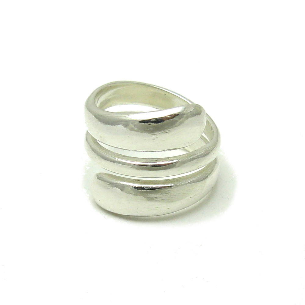 Silver ring - R001576