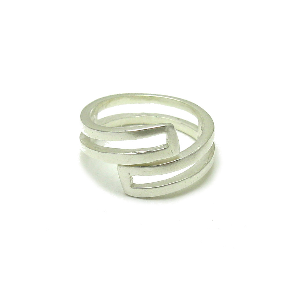 Silver ring - R001584