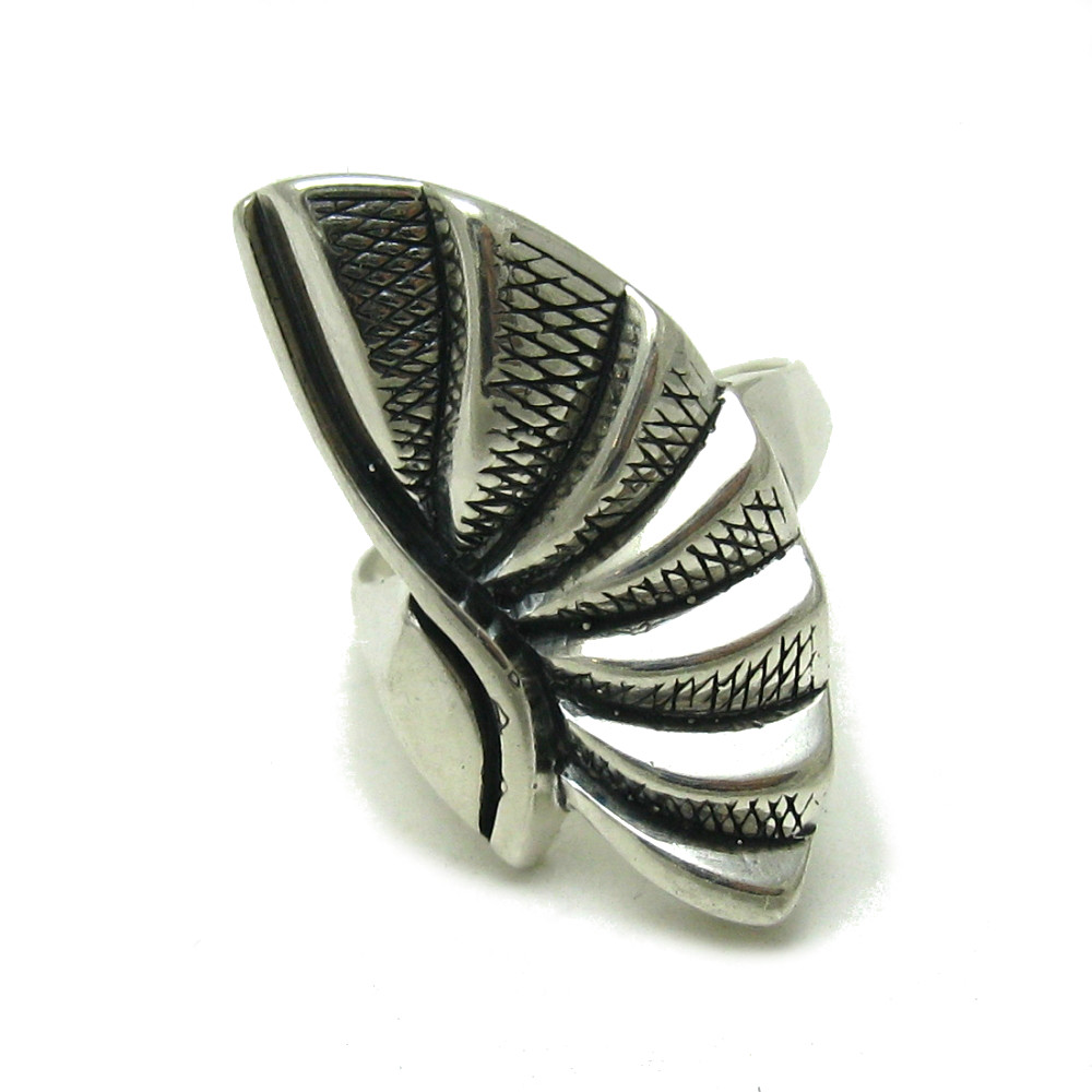 Silver ring - R001600