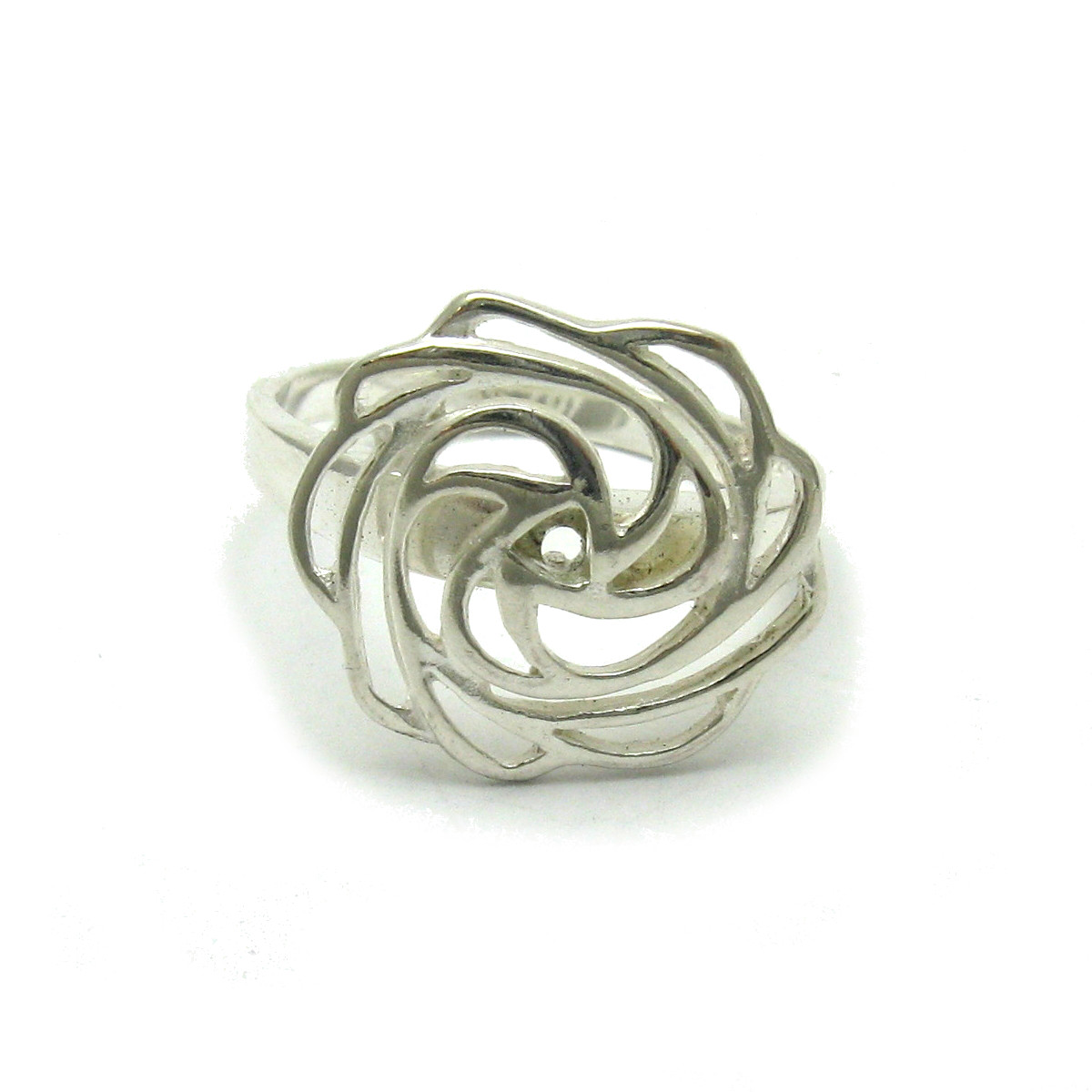 Silver ring - R001608