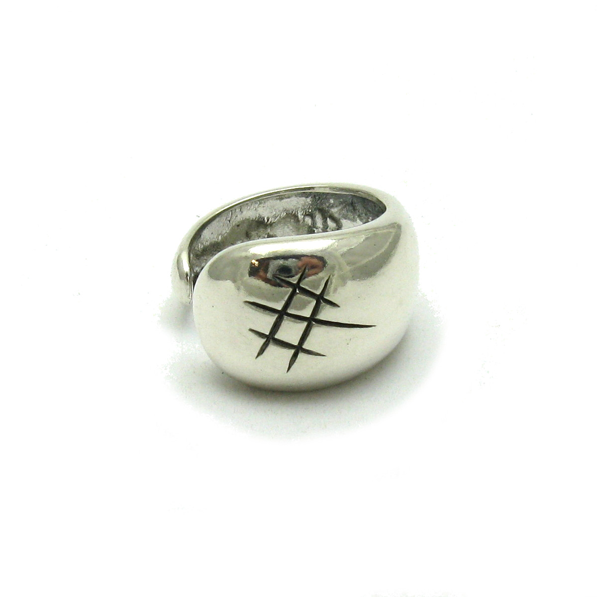 Silver ring - R001624