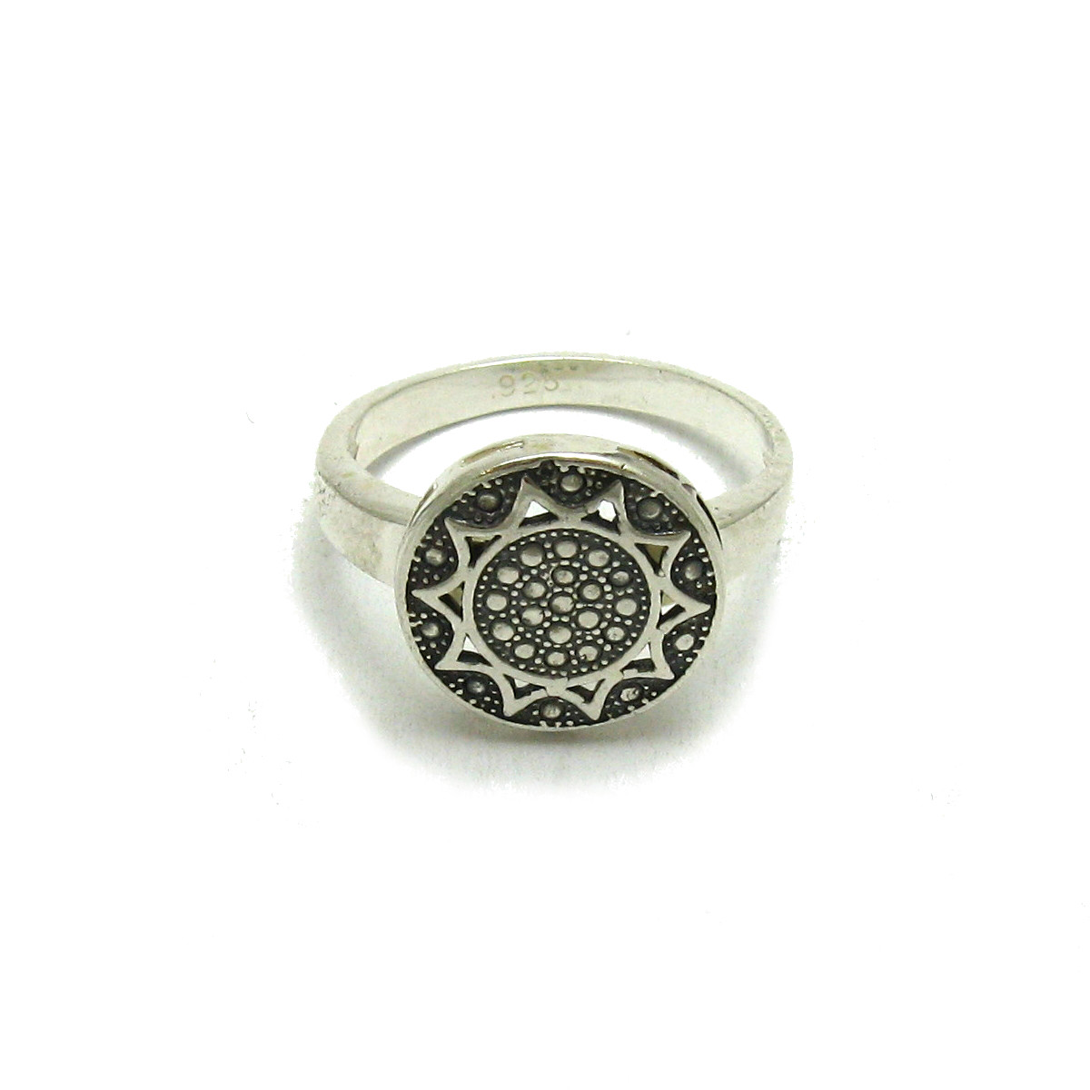 Silver ring - R001633