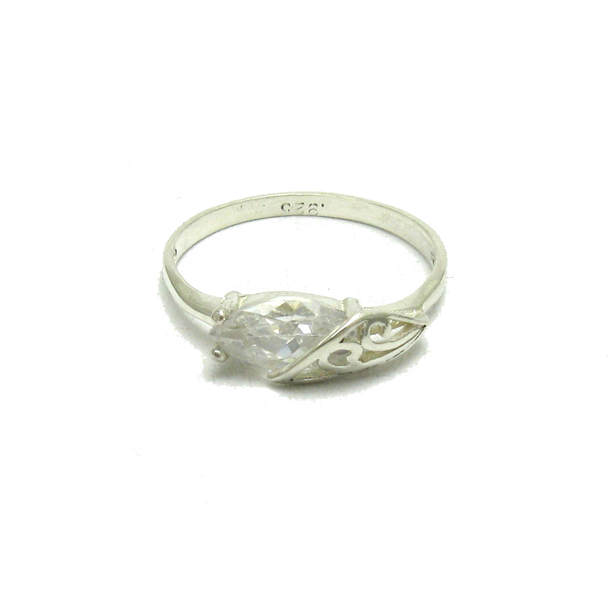 Silver ring - R001634