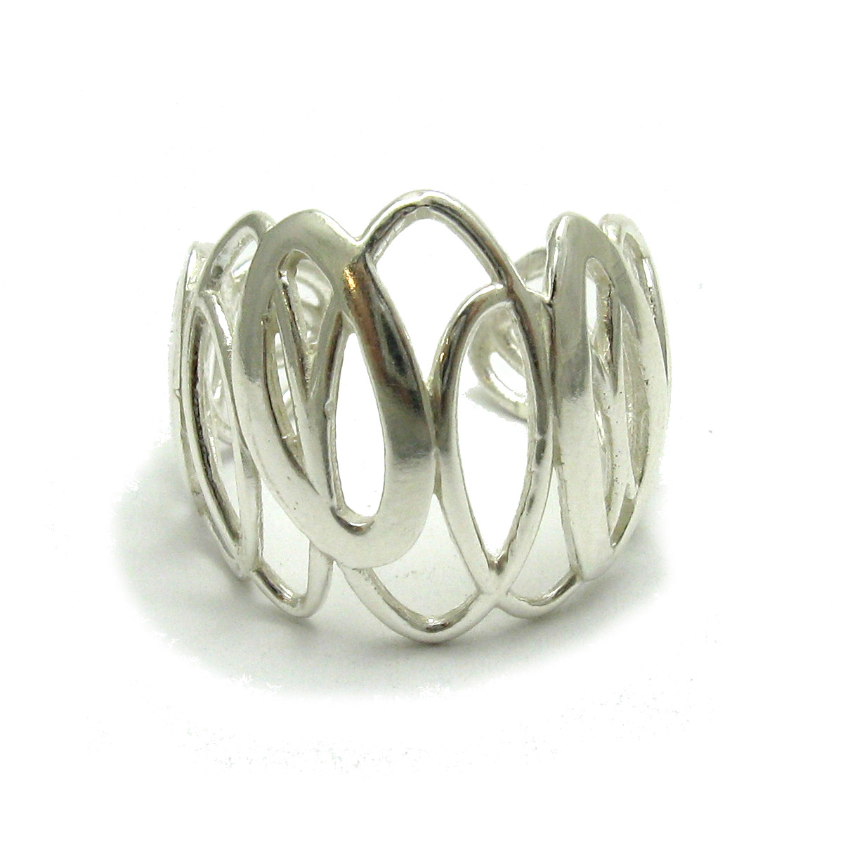 Silver ring - R001641