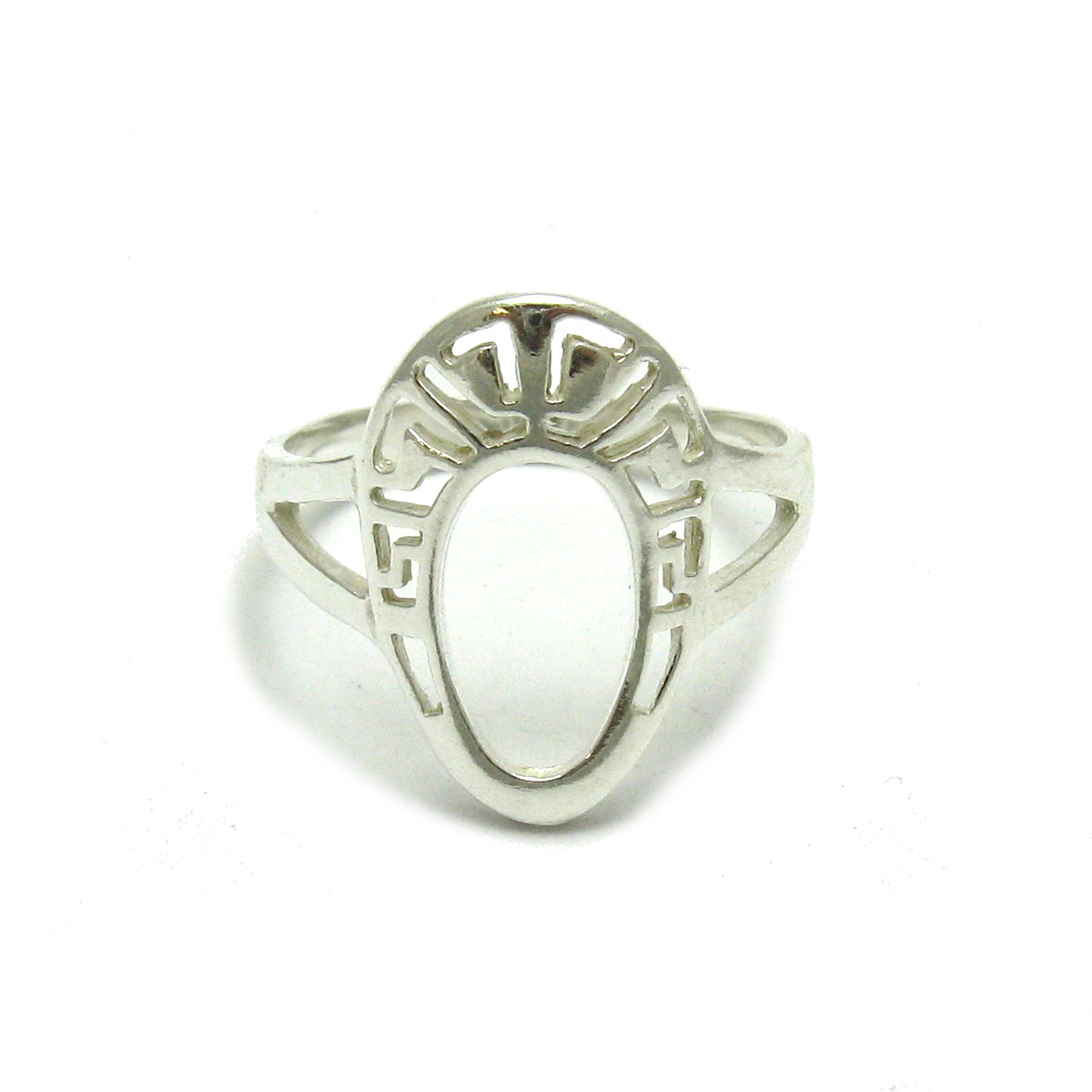 Silver ring - R001652