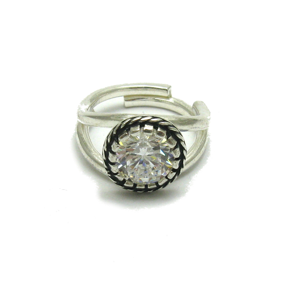 Silver ring - R001653