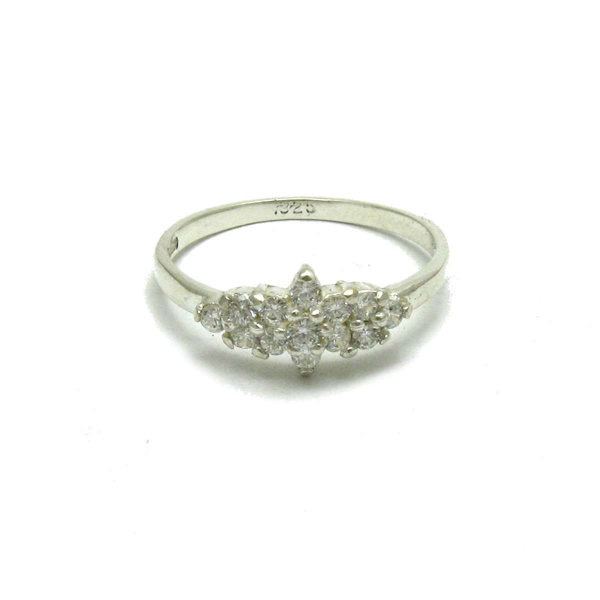 Silver ring - R001657