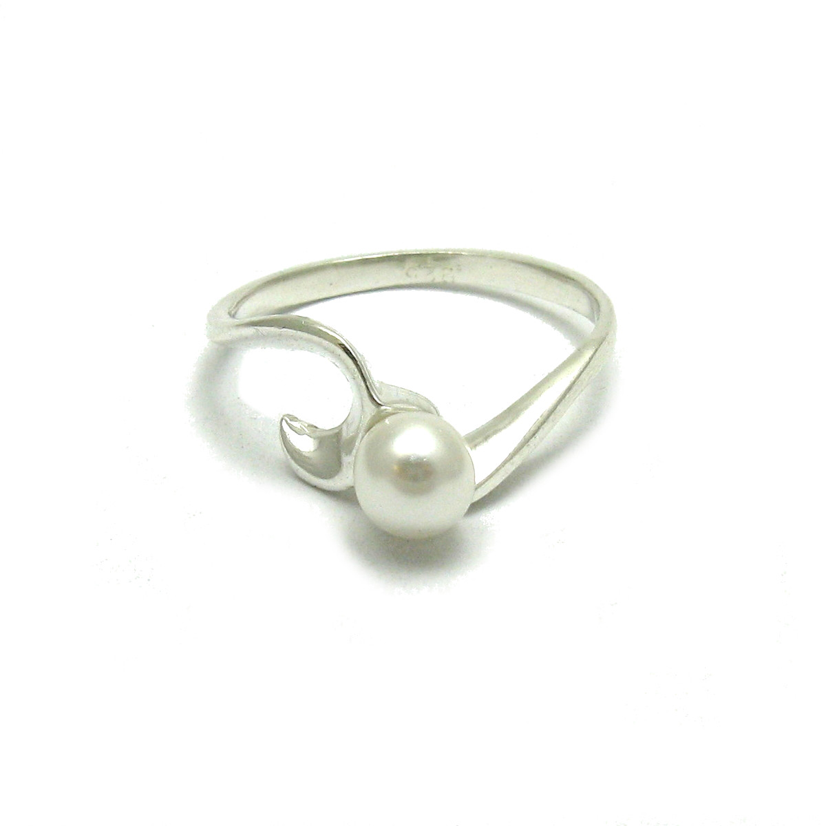 Silver ring - R001659