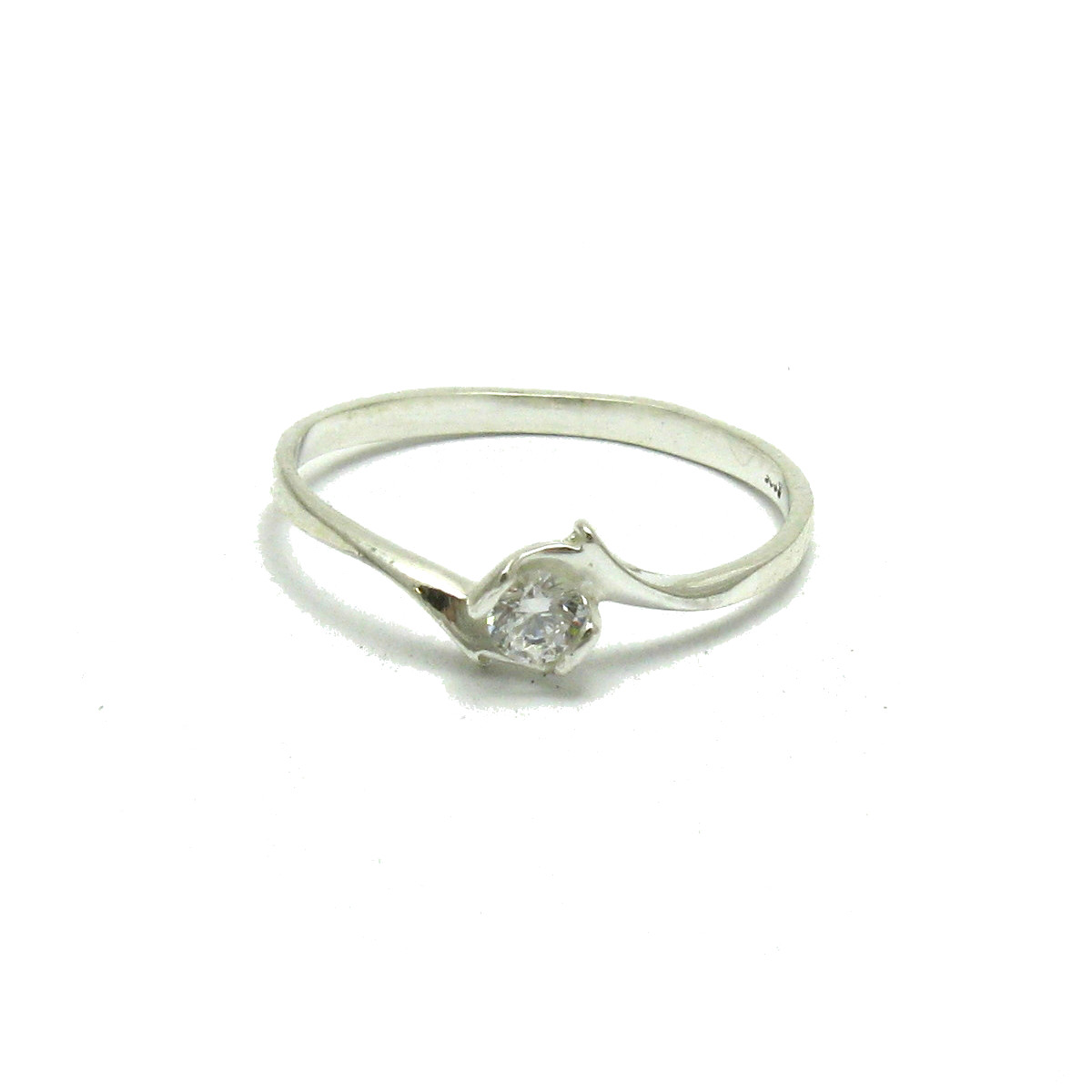 Silver ring - R001660