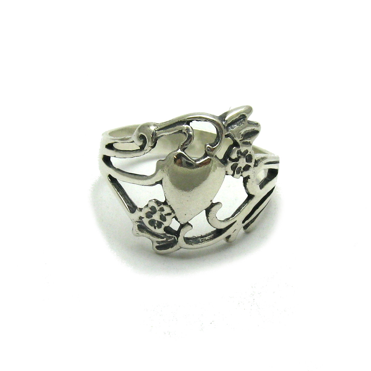Silver ring - R001661