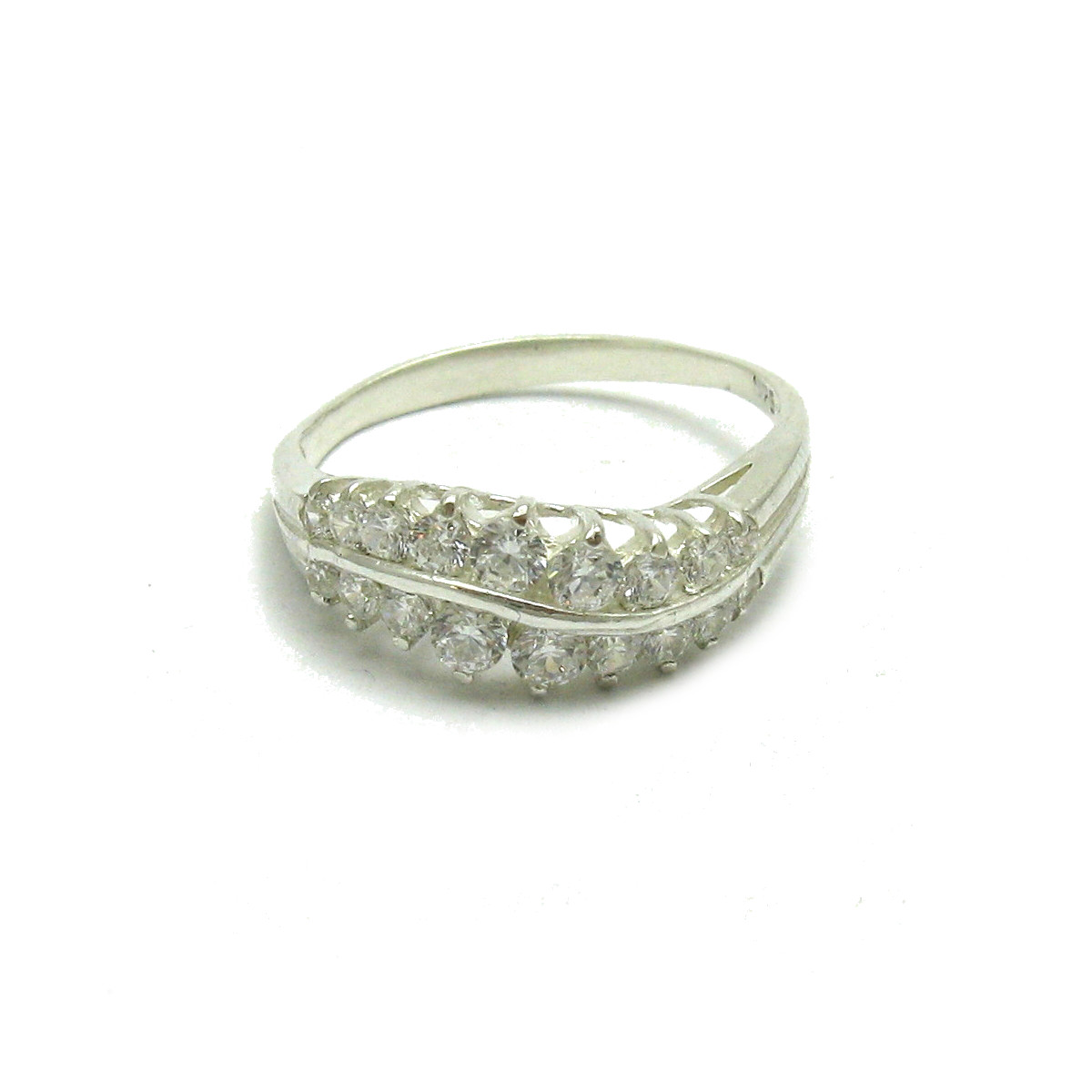 Silver ring - R001662