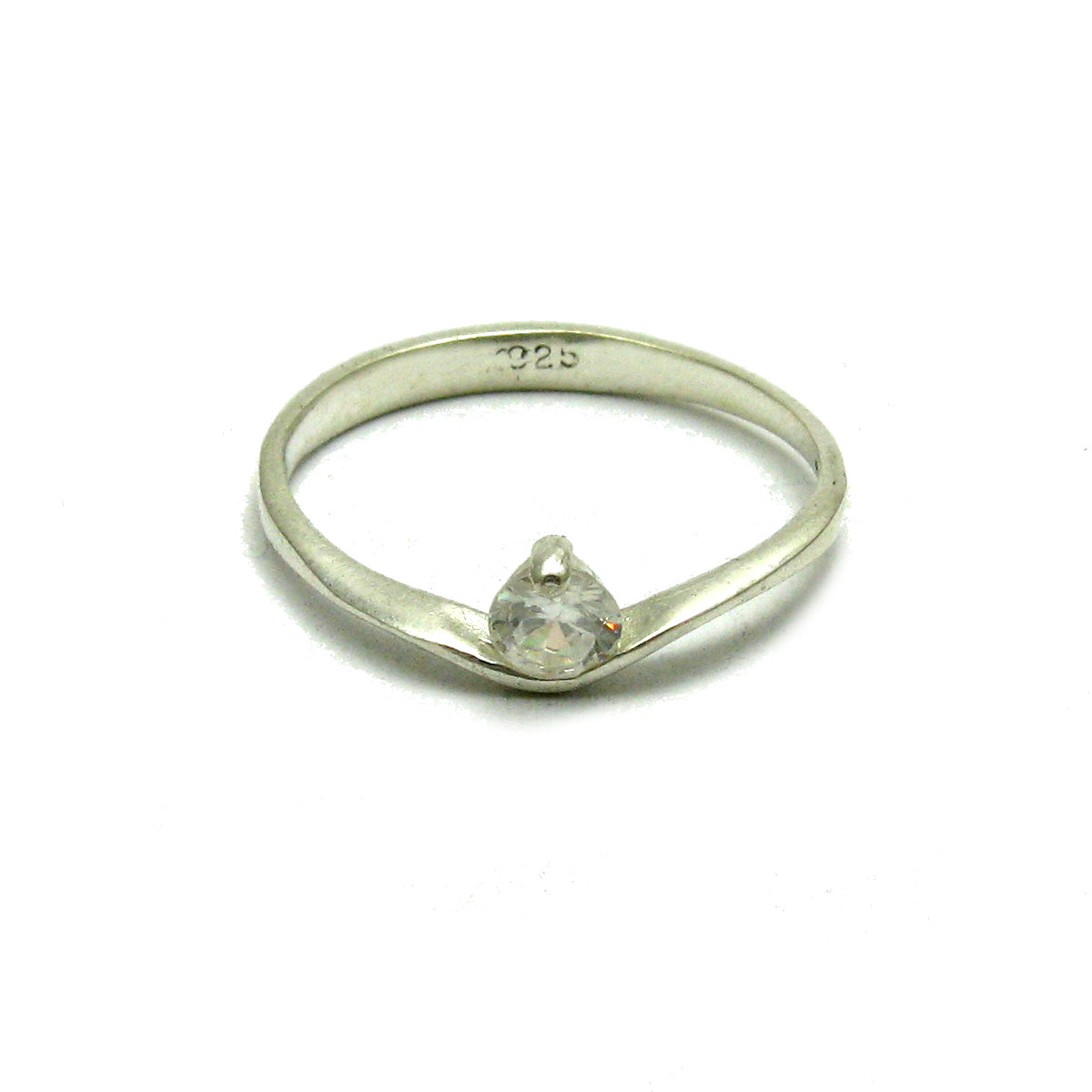 Silver ring - R001664