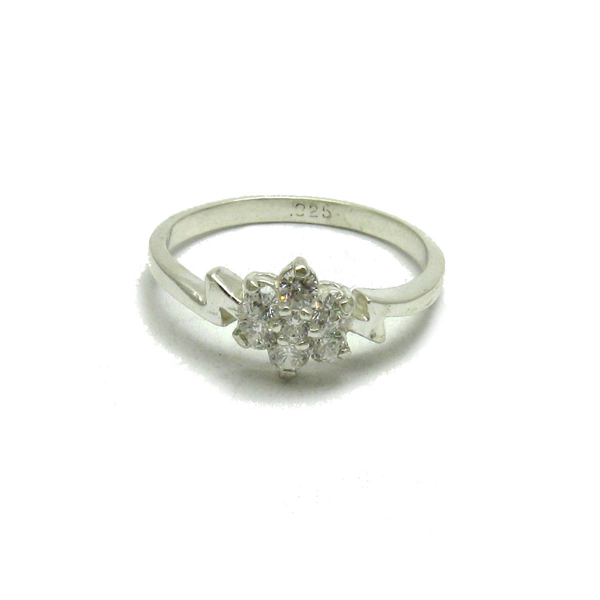 Silver ring - R001670