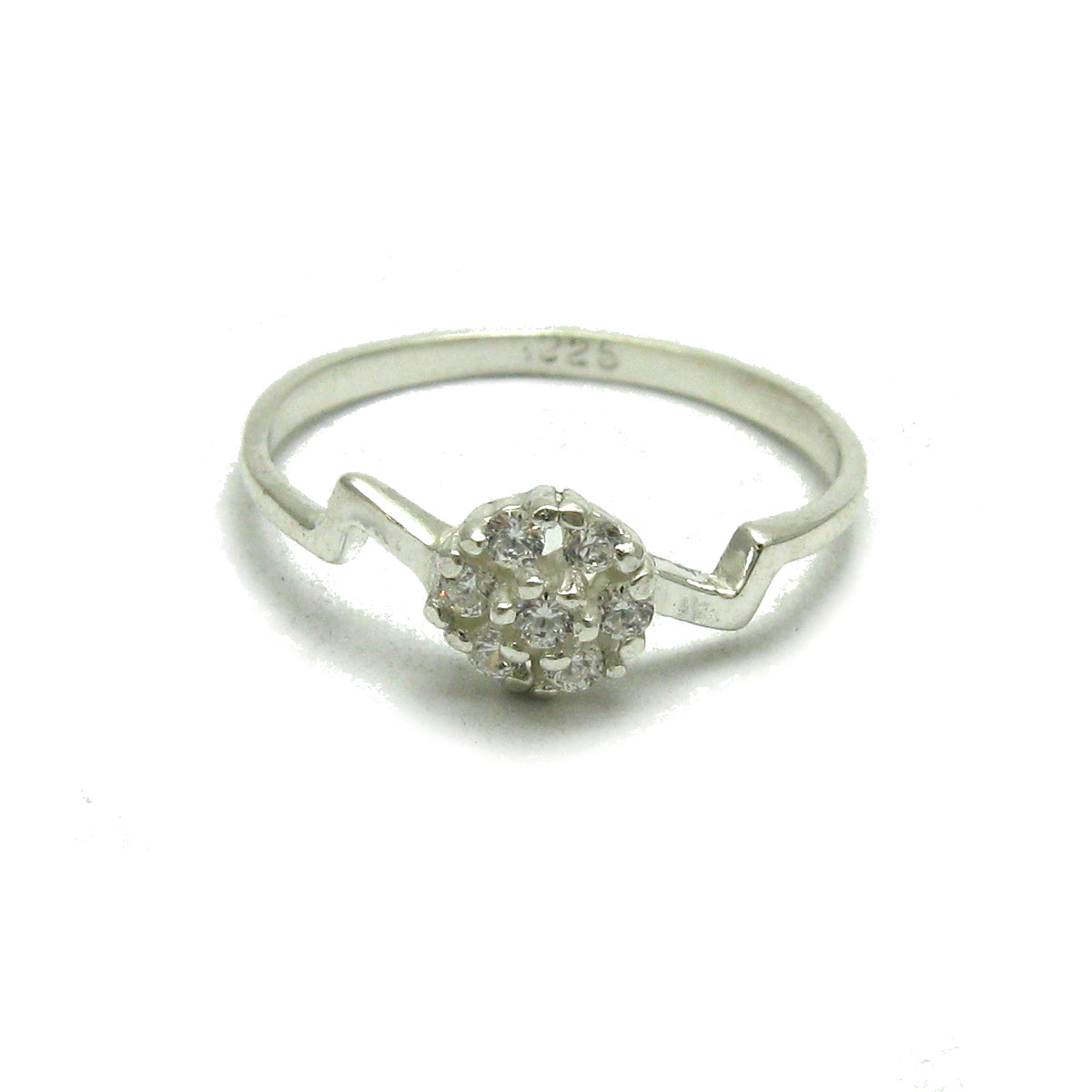 Silver ring - R001671