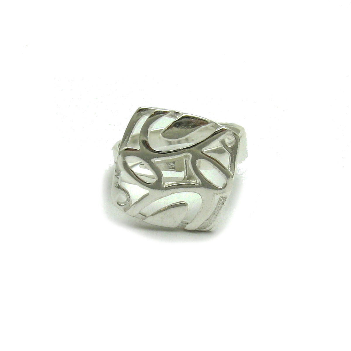 Silver ring - R001674