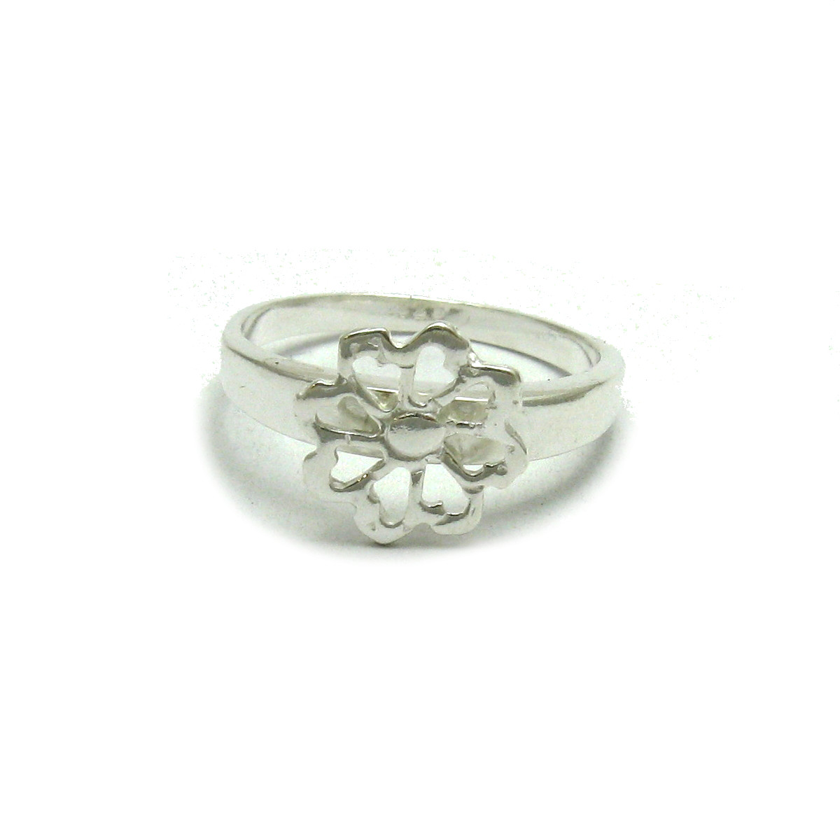 Silver ring - R001675