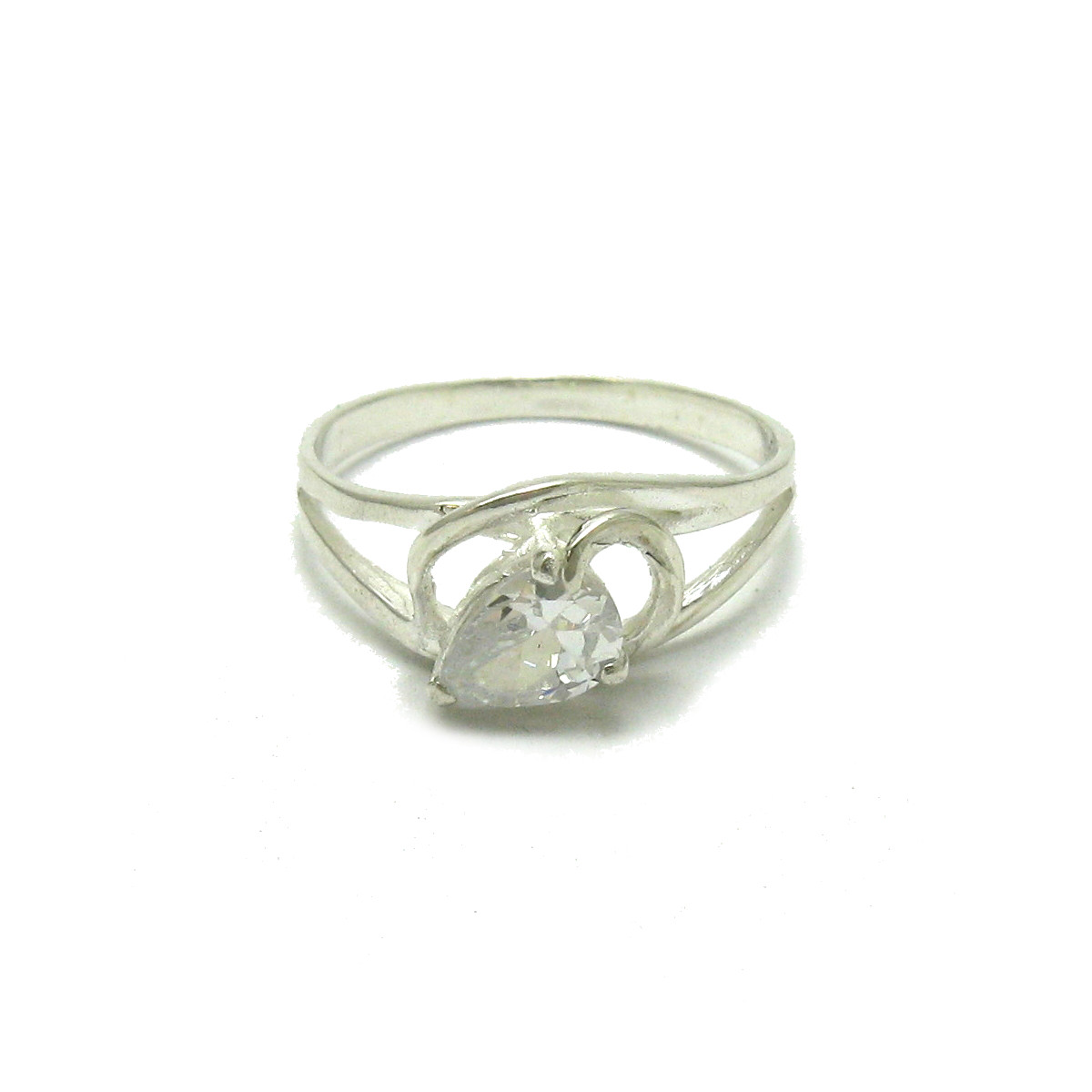 Silver ring - R001685