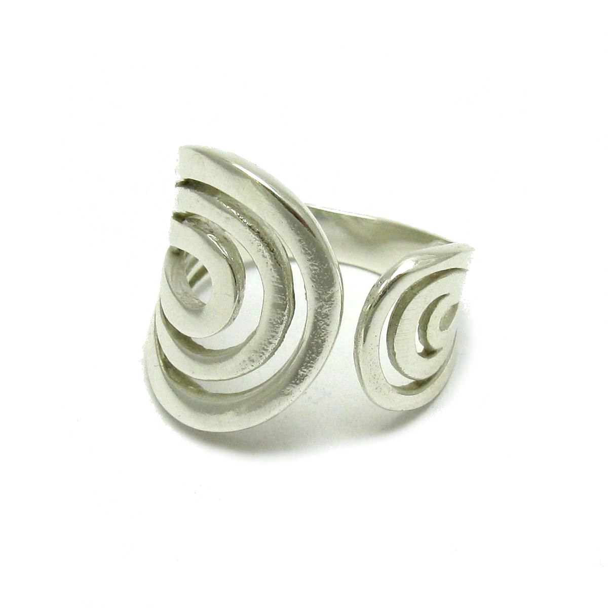 Silver ring - R001689