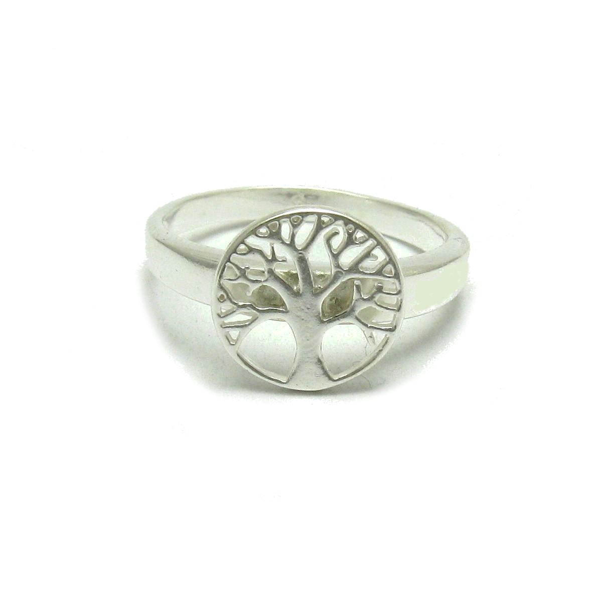 Silver ring - R001692