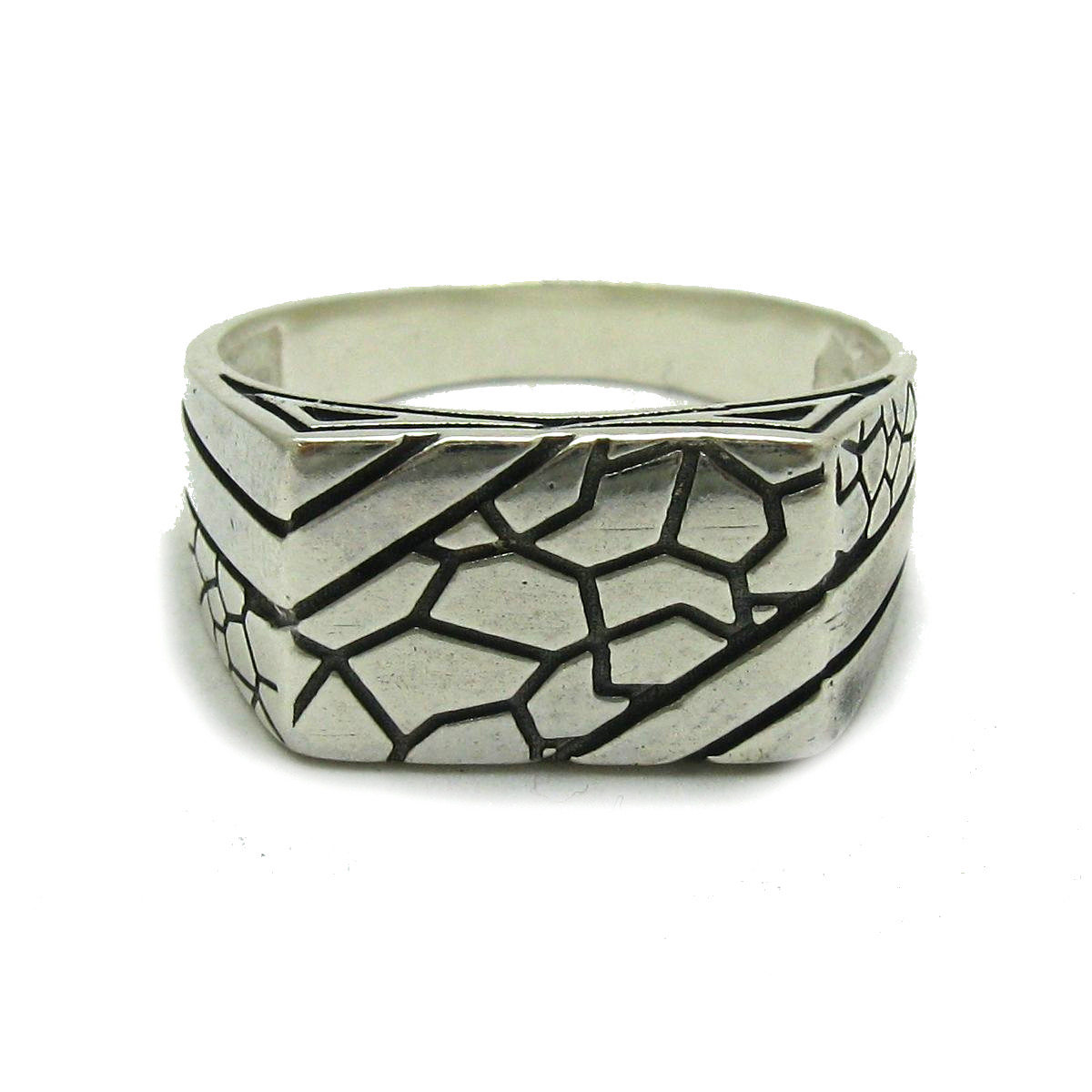 Silver ring - R001698