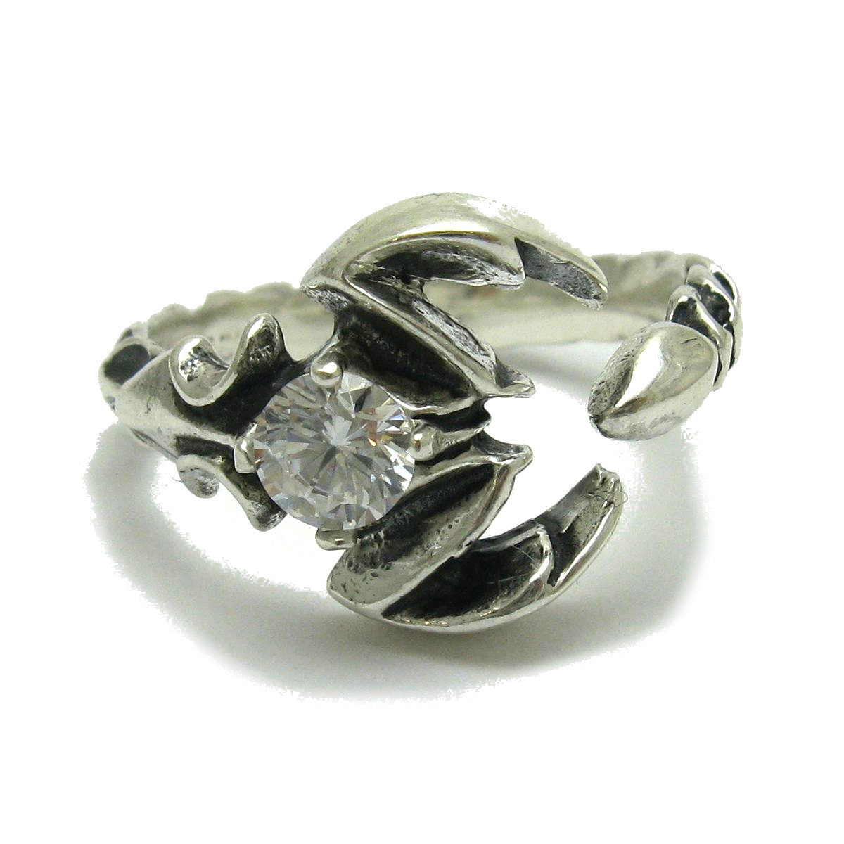 Silver ring - R001699