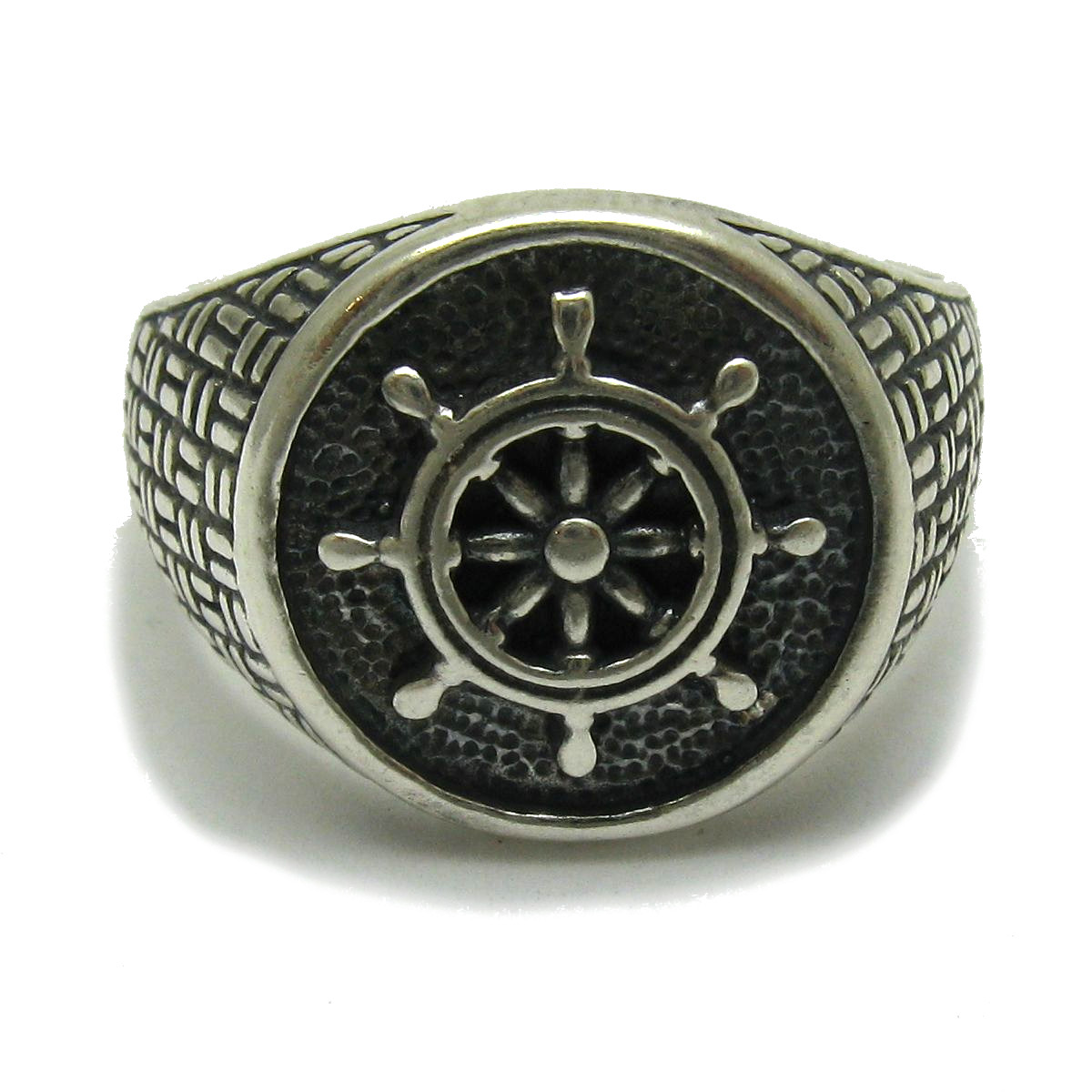Silver ring - R001724