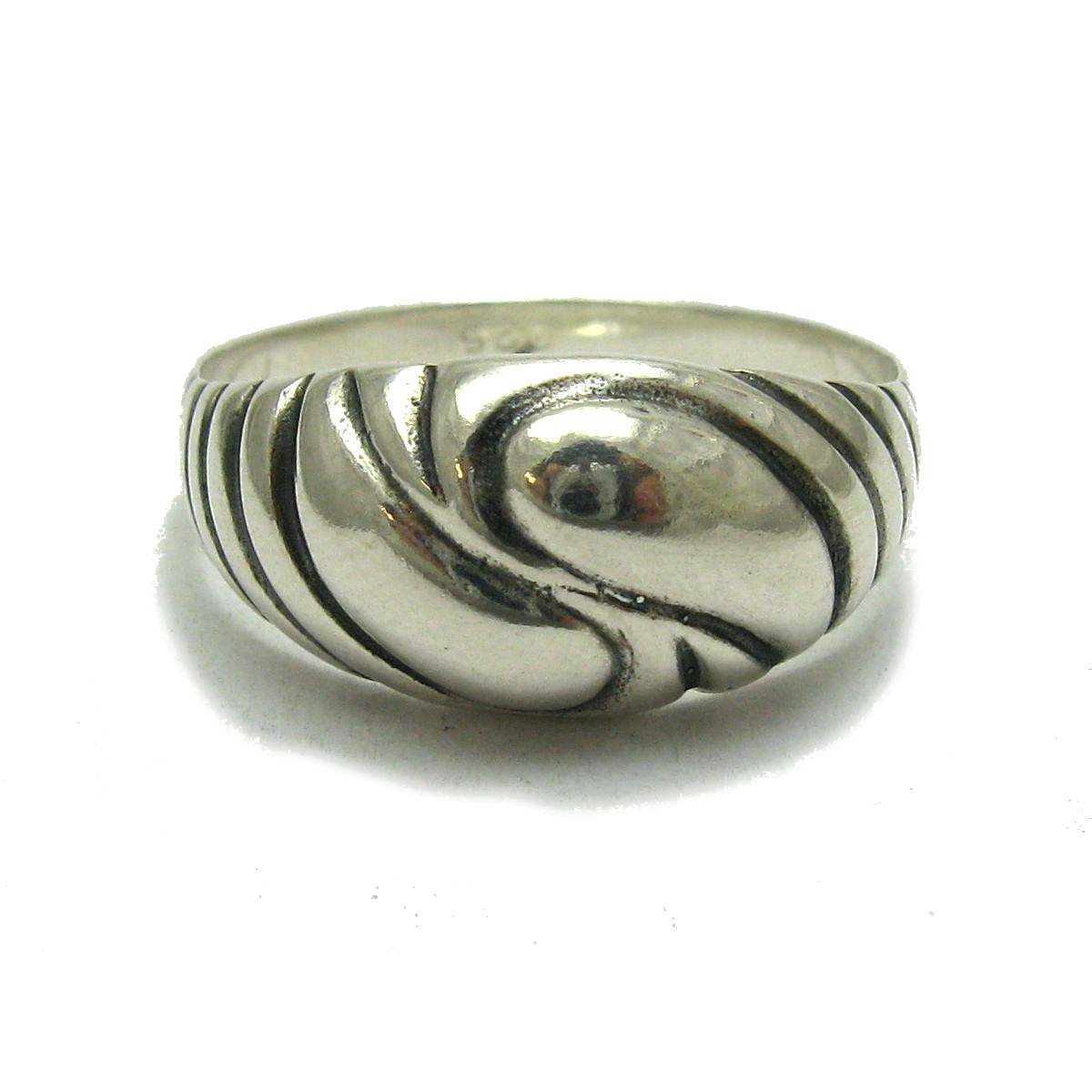 Silver ring - R001737