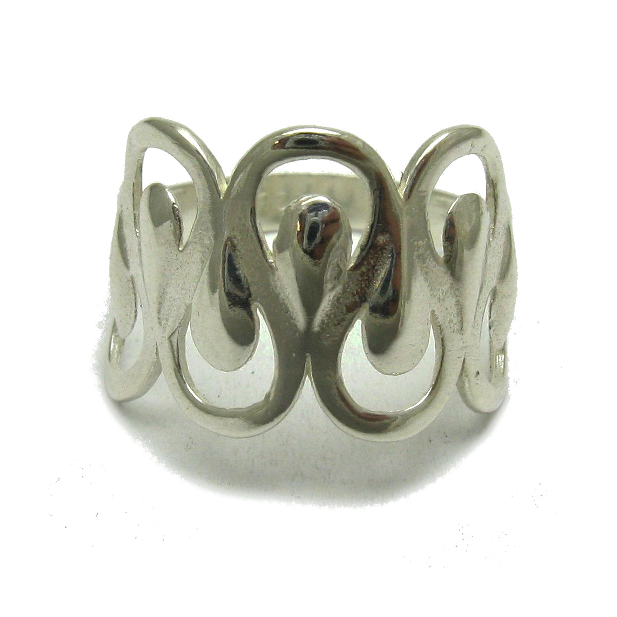 Silver ring - R001738