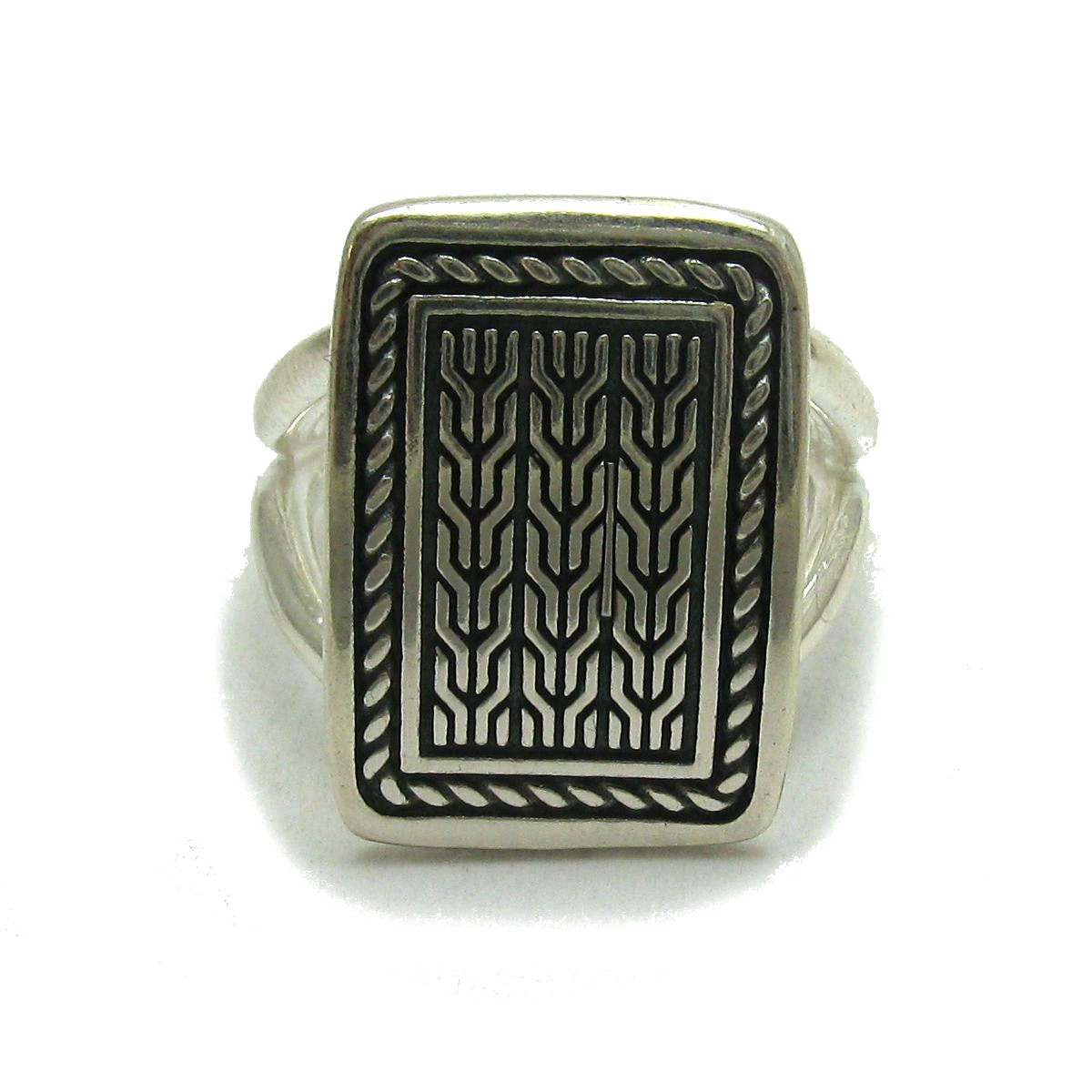 Silver ring - R001744