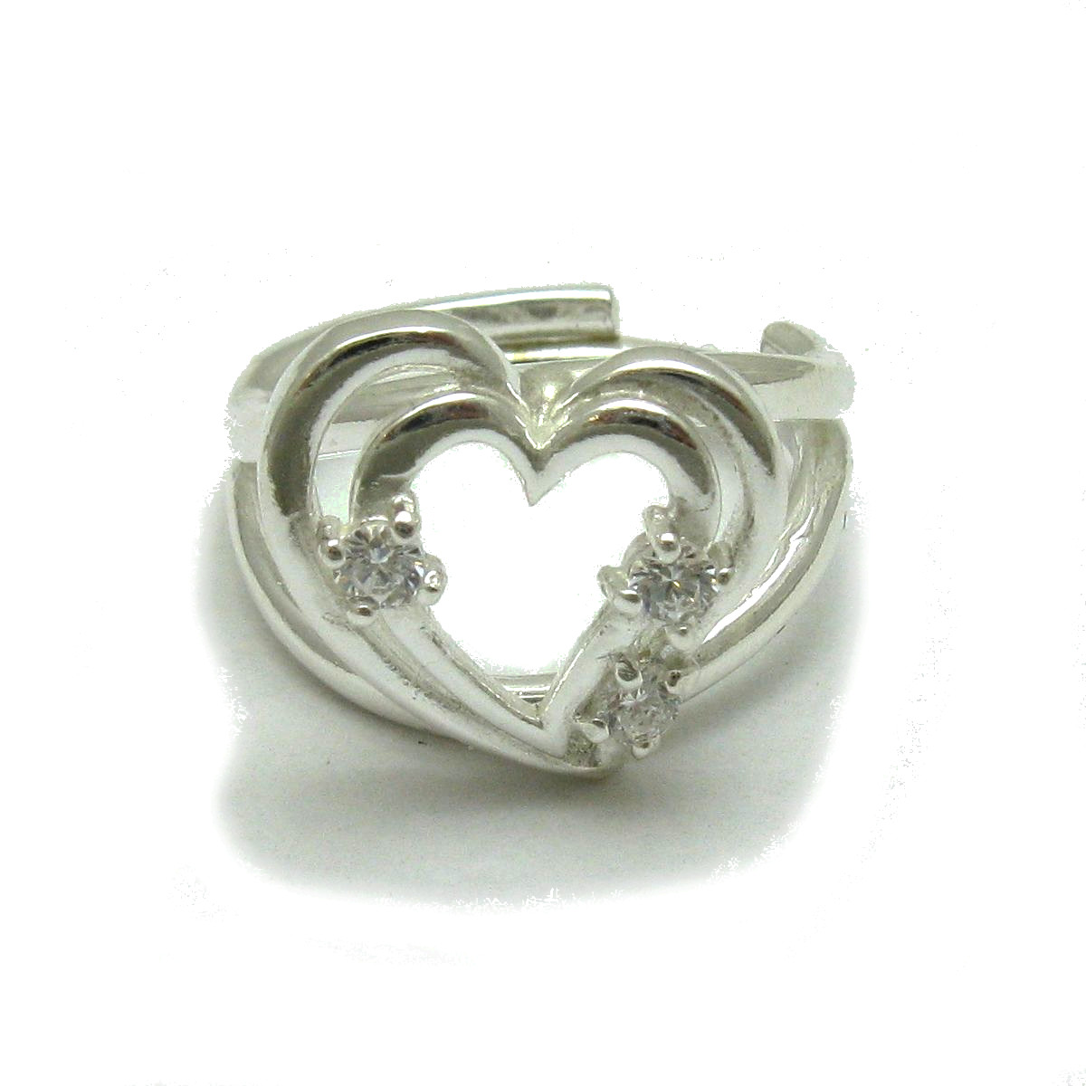 Silver ring - R001752