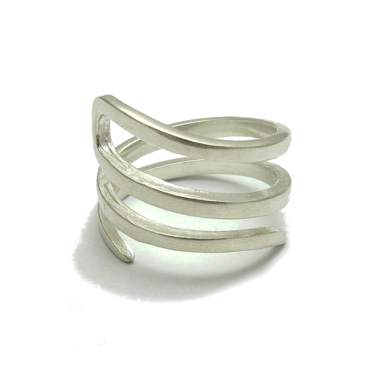 Silver ring - R001757