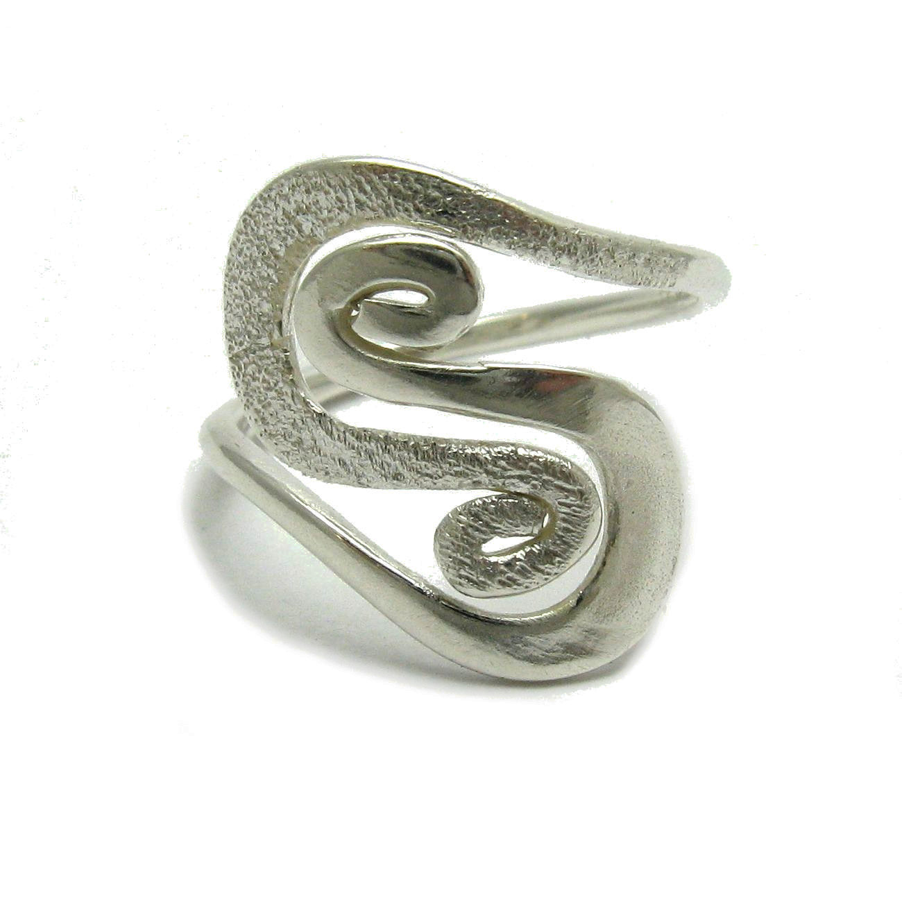 Silver ring - R001763