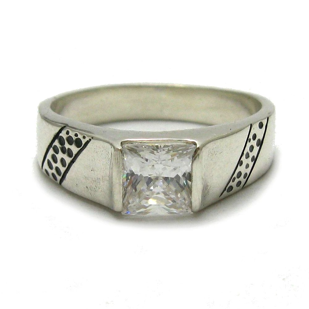 Silver ring - R001773