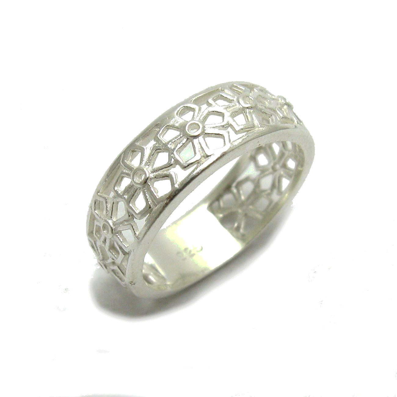 Silver ring - R001774