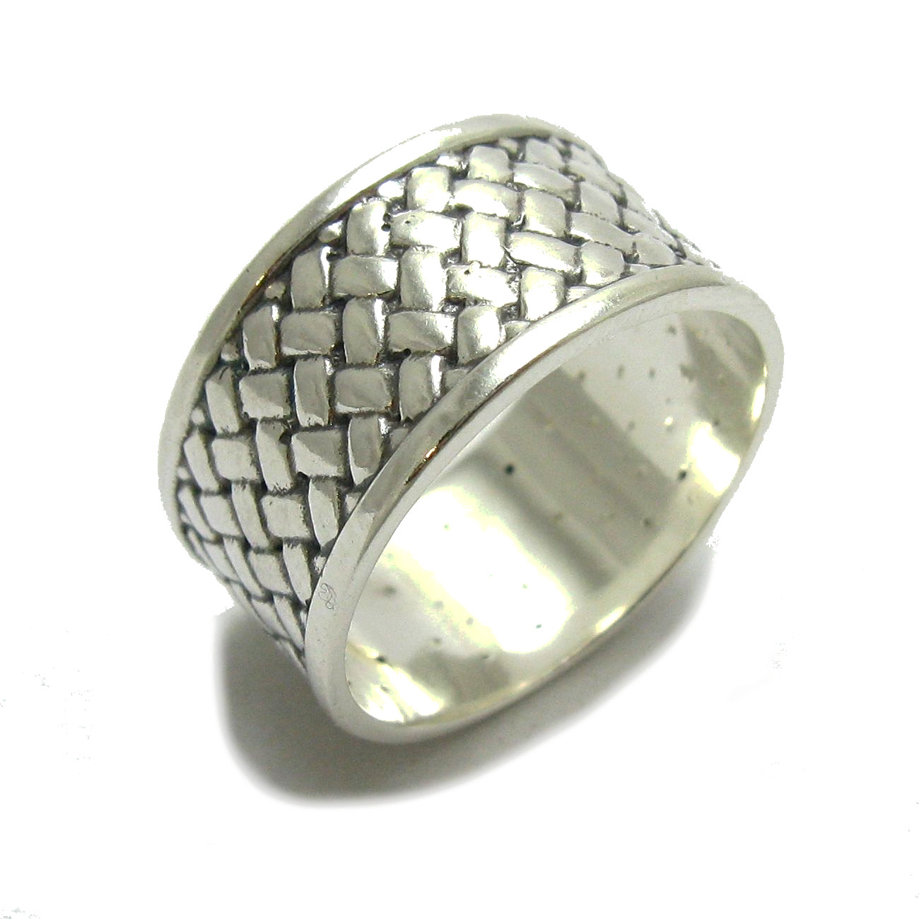 Silver ring - R001775