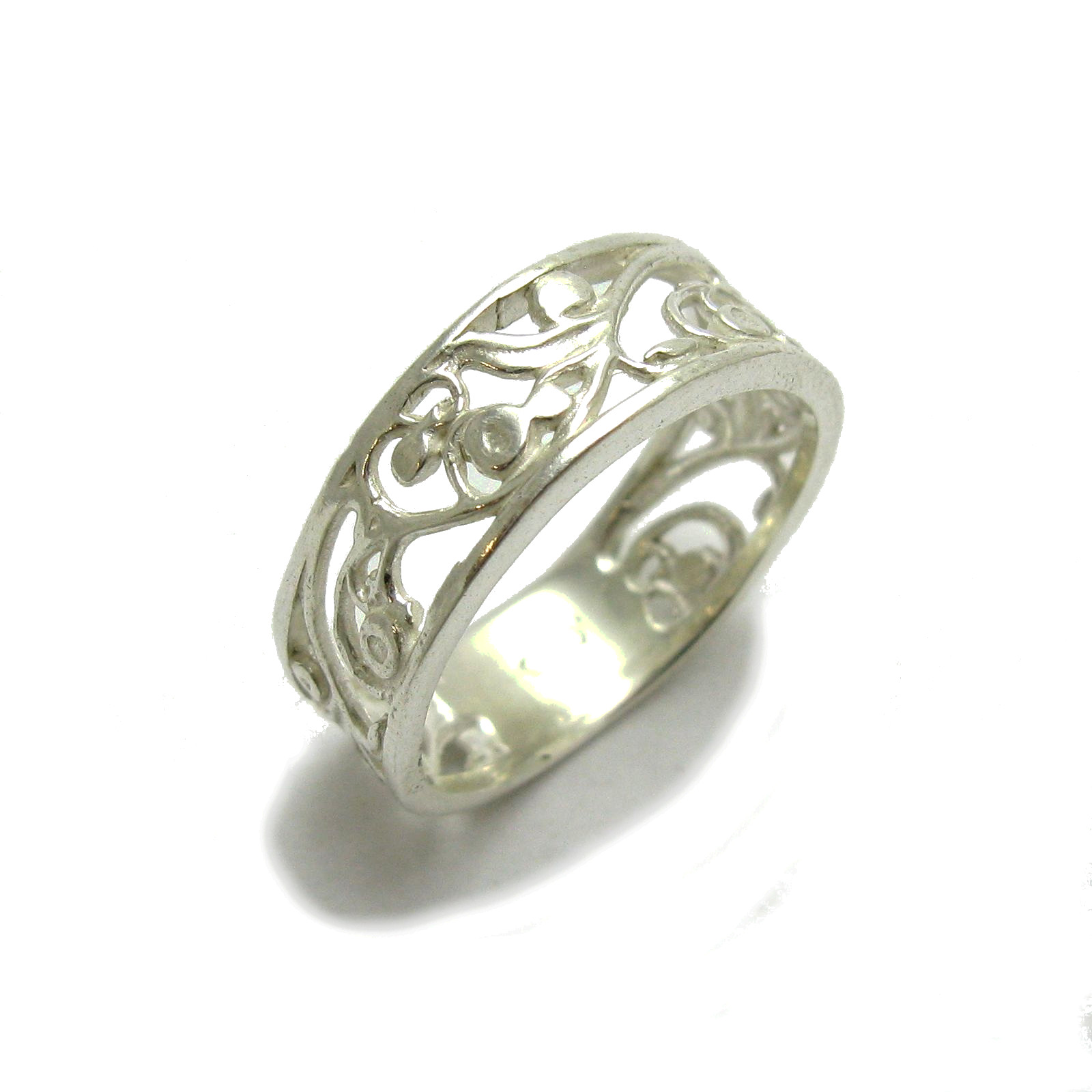 Silver ring - R001776