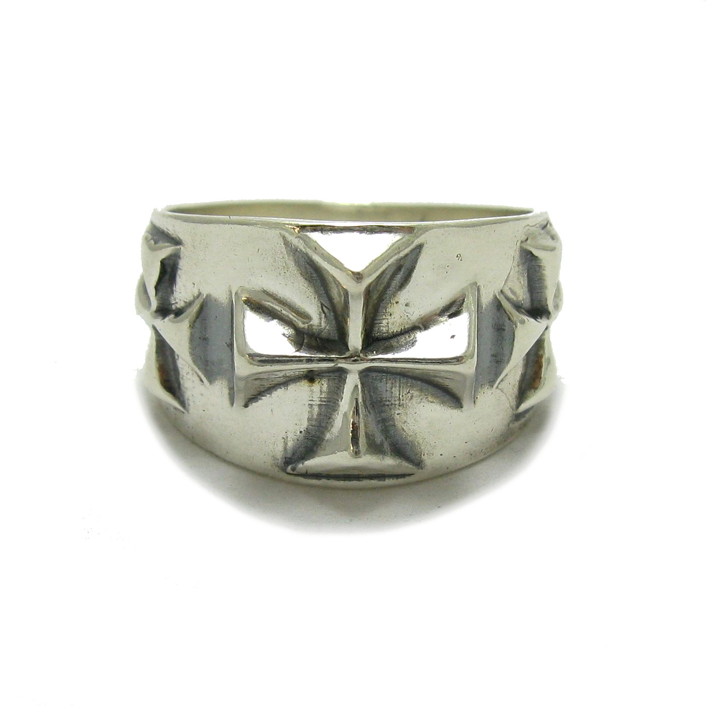 Silver ring - R001782